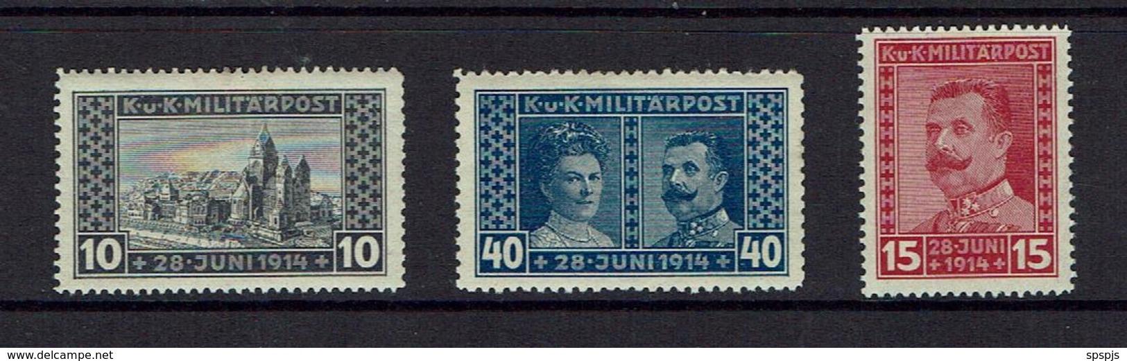 BOSNIA AND HERZEGOVINA....mh...1917 - Bosnia And Herzegovina