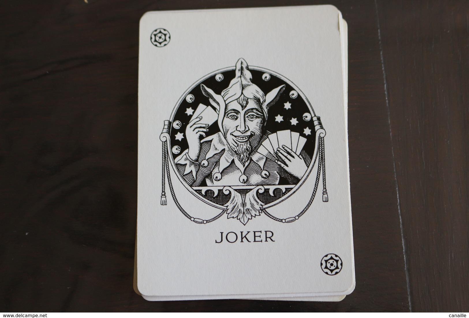 Playing Cards / Carte A Jouer / 1 Dos De Cartes Avec Publicité / Joker - - Cartes à Jouer