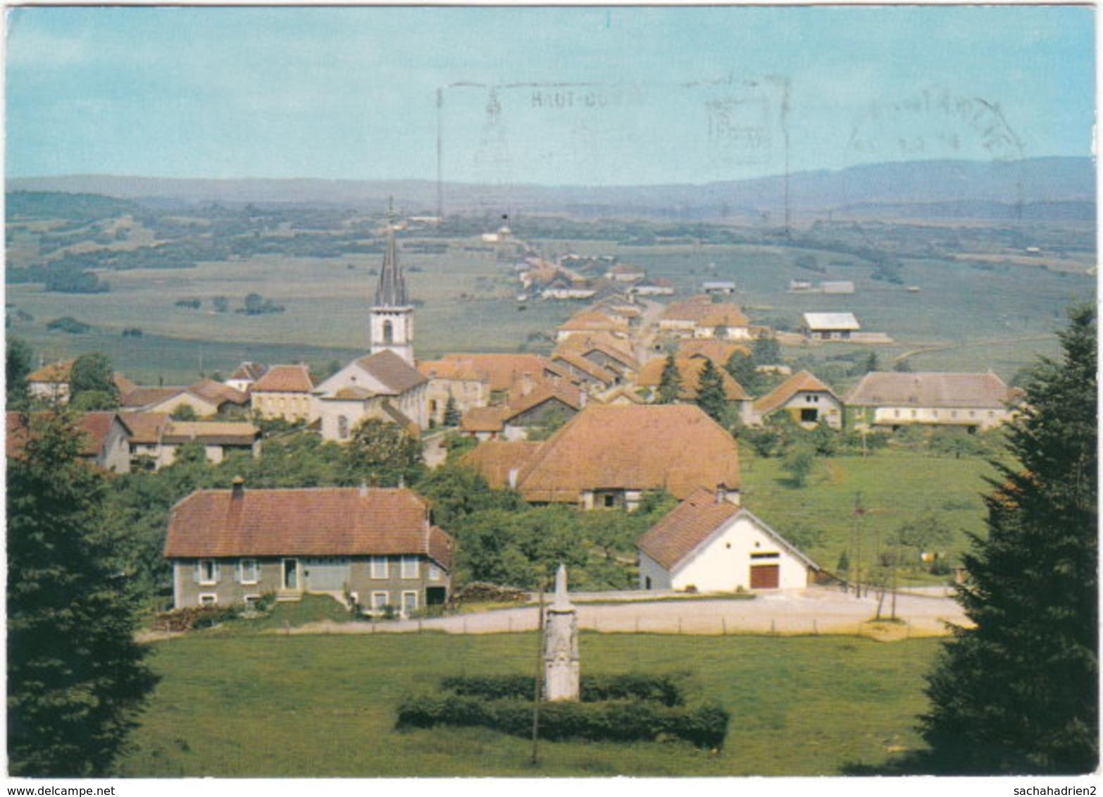 25. Gf. BIANS-LES-UZIERS. Vue Générale. 02 - Sonstige Gemeinden