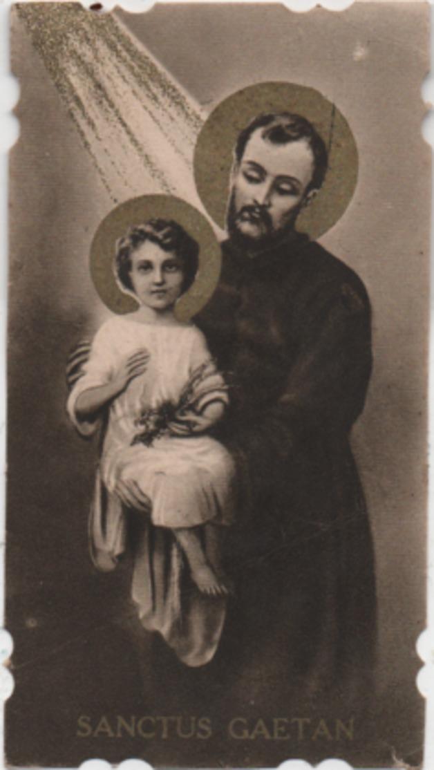 Santino Di San Gaetano Thiene (Vicenza 1480 - Vicenza 1547 - Devotion Images