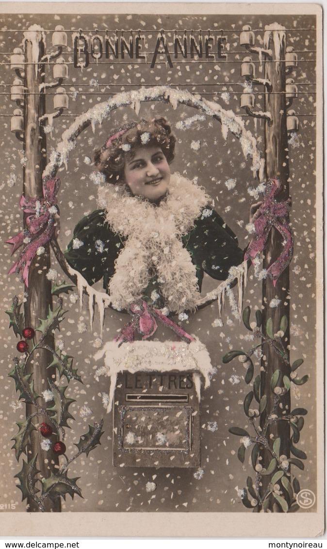 Fête   Bonne  Année - Anno Nuovo