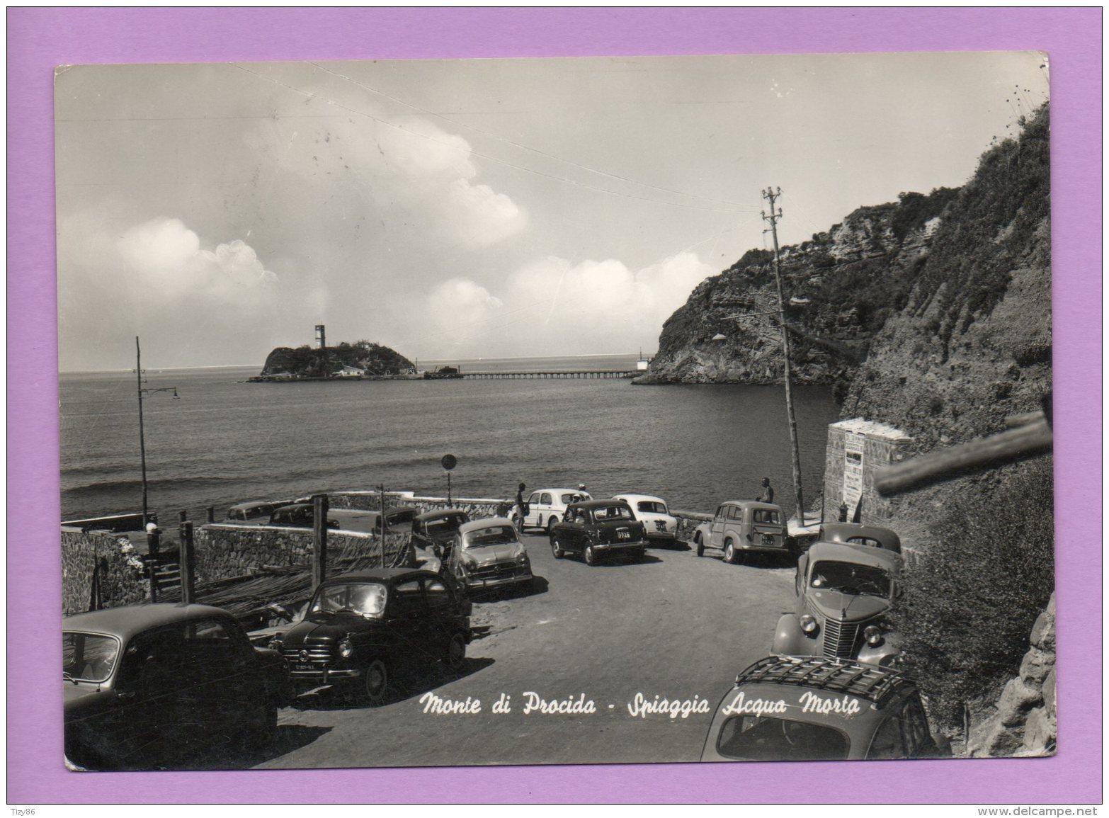 Monte Di Procida - Spiaggia Acqua Morta - Napoli (Naples)