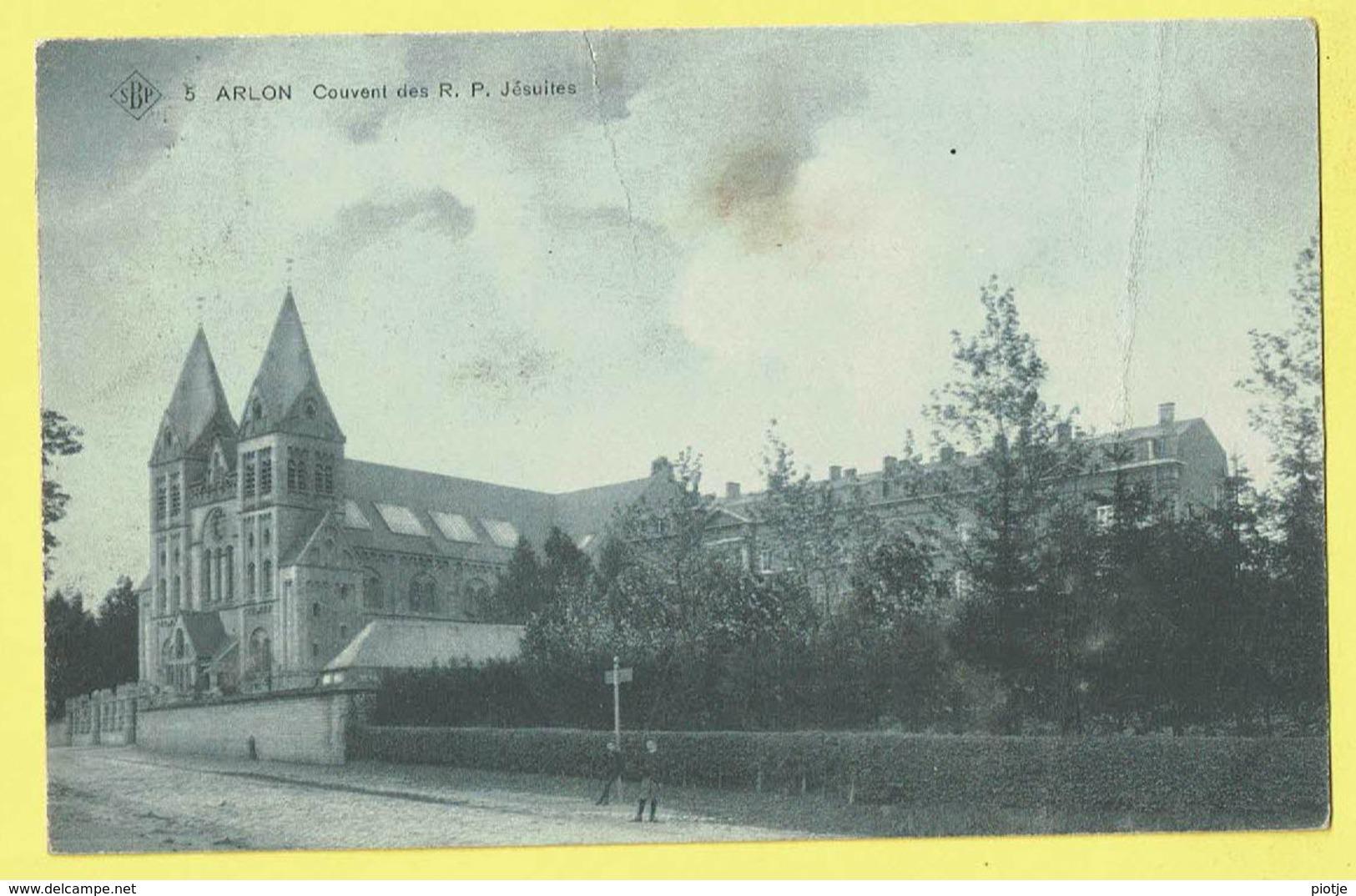 * Arlon - Aarlen (Luxembourg - La Wallonie) * (SBP, Nr 5) Couvent Des R.P. Jésuites, Klooster, Rare, TOP, Old, Unique - Aarlen