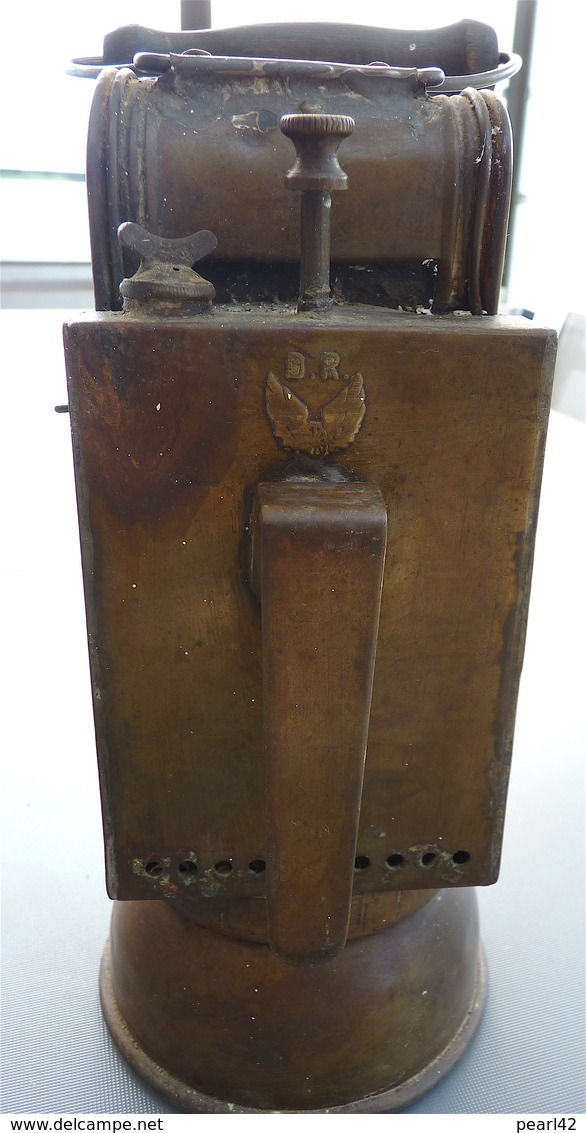 Lampe Deutsch Reichsbahn - 1914-18