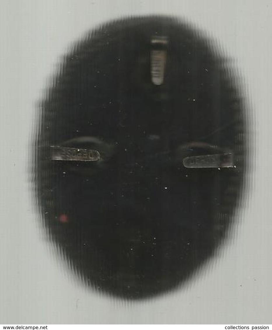 écusson Tissu , Militaria , Armée De Rerre , BMP2 , Brevet Militaire Professionnel De 2 E Degré , 2 Scans - Ecussons Tissu