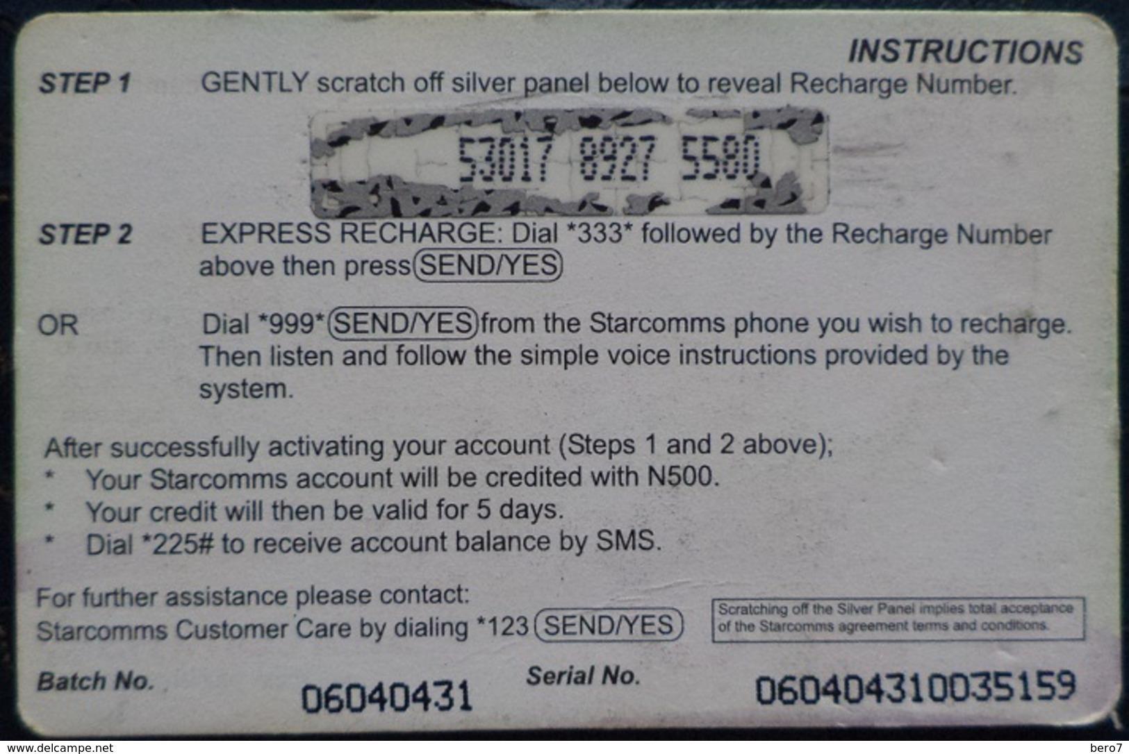 NIGERIA Oghene 500 ₦ - Nigeria