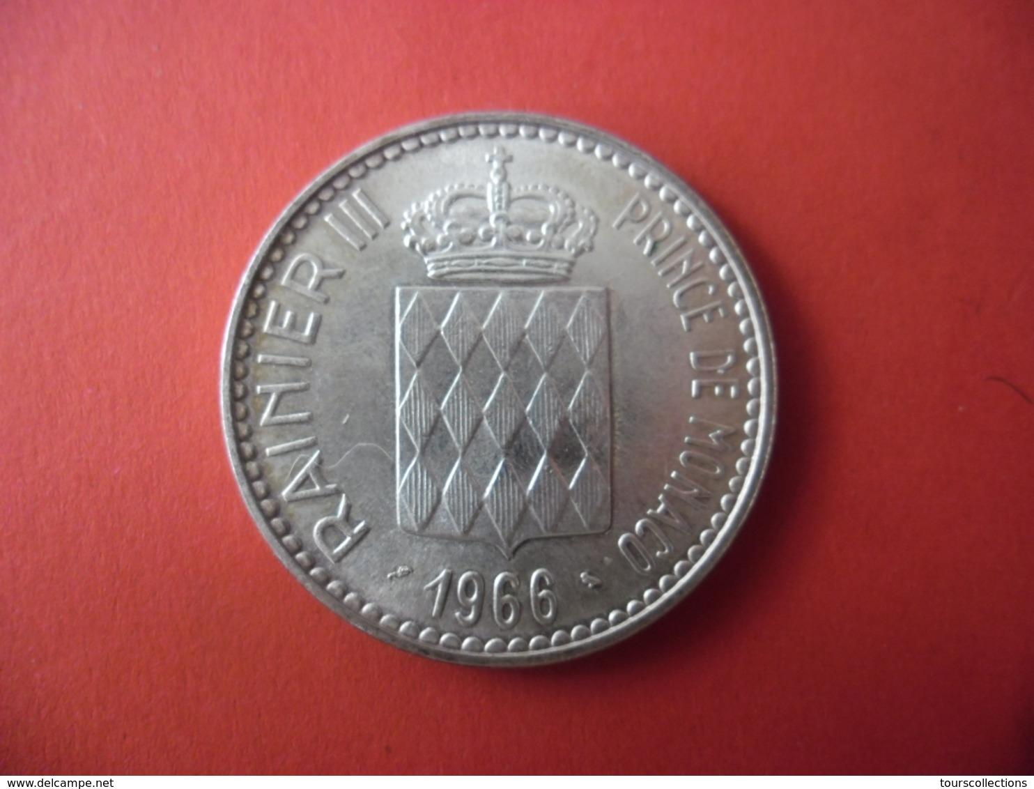 MONACO @ 10 FRANCS CHARLES III En SUP @ En ARGENT 25Gr. à 90% Tirage: 62500 Exemplaires ! - Monaco
