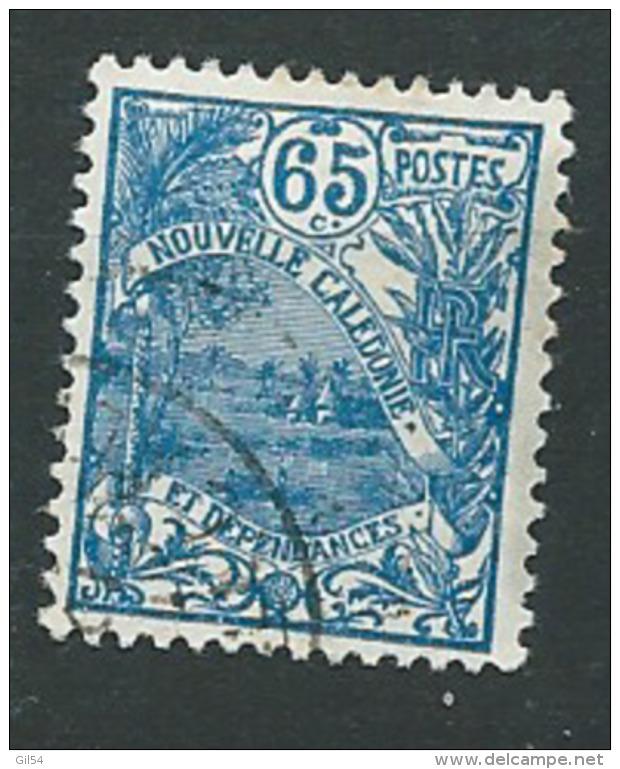 Nouvelle Caledonie -  Yvert N°  122 Oblitéré  -  Ava20132 - New Caledonia