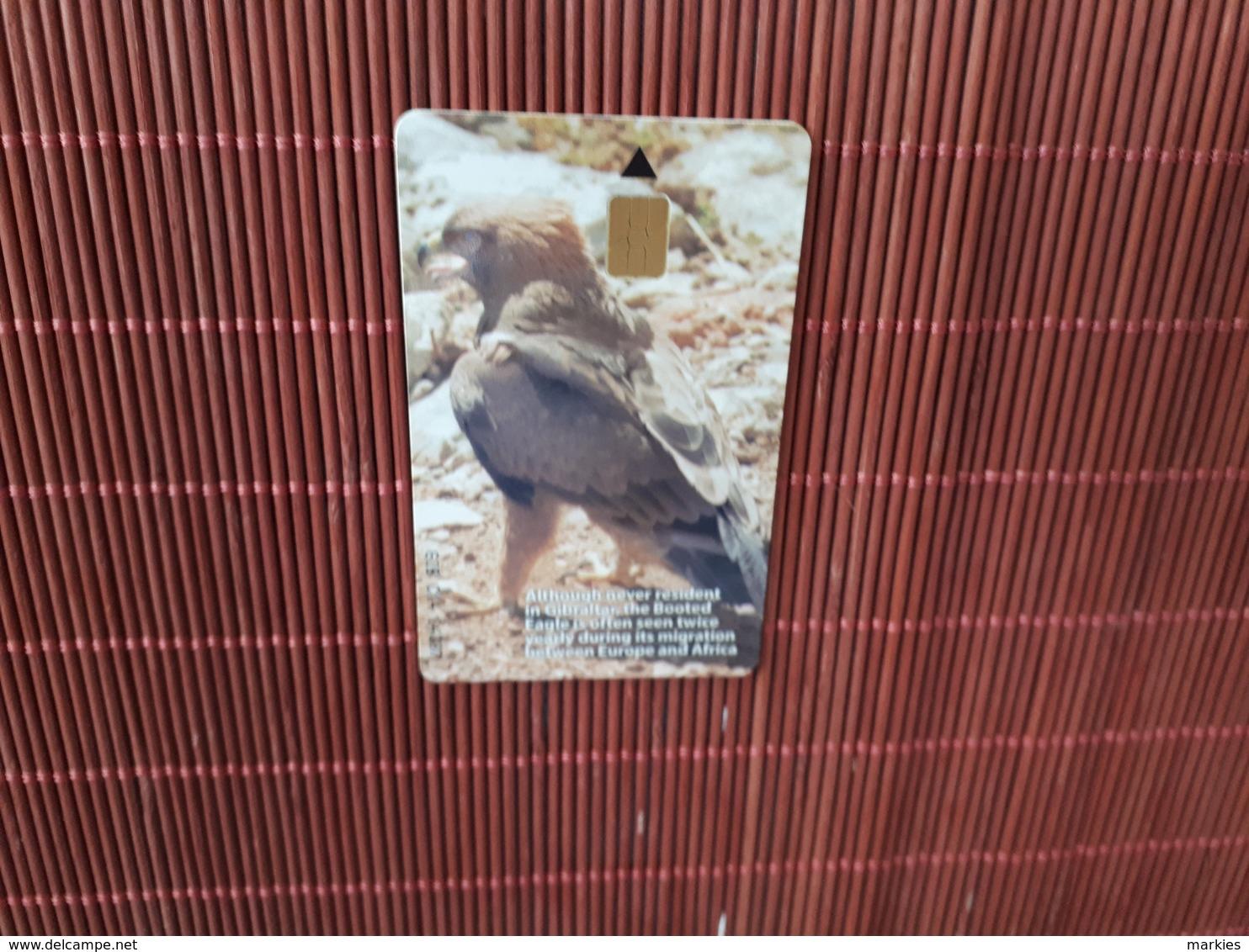 Phonecard Gibraltar Bird  Rare - Gibraltar