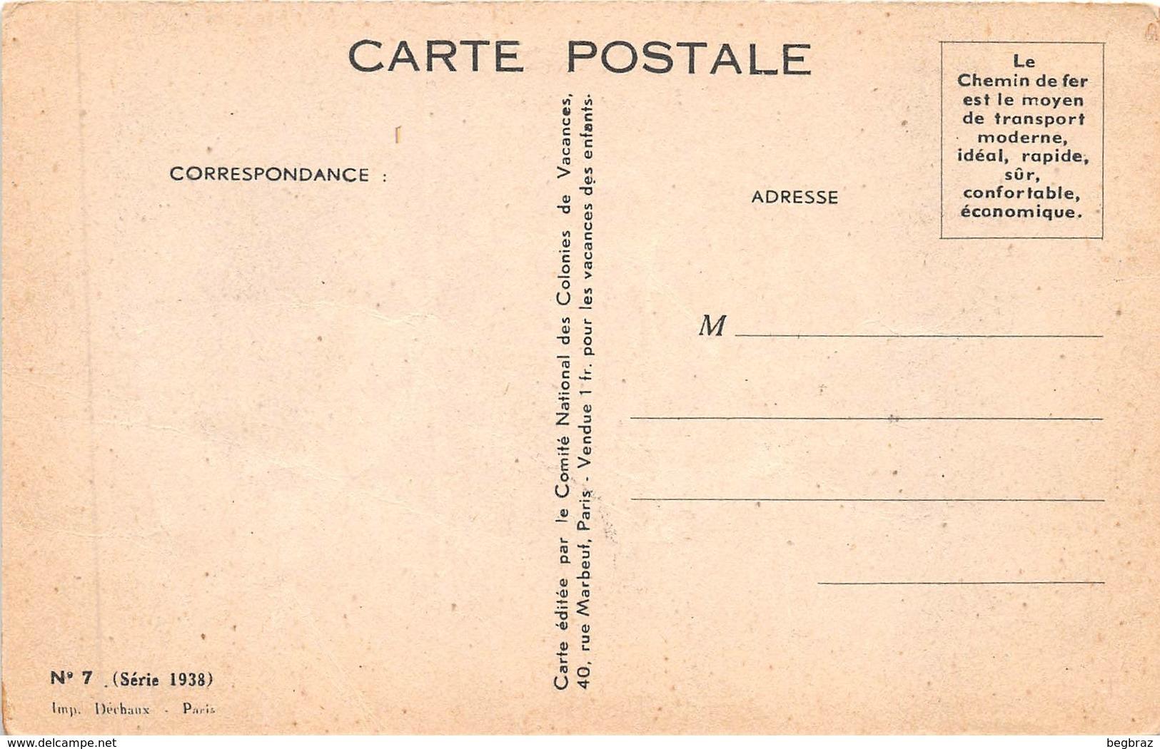 GERMAINE BOURRET     ILLUSTRATEUR ENFANT FERME - Bouret, Germaine