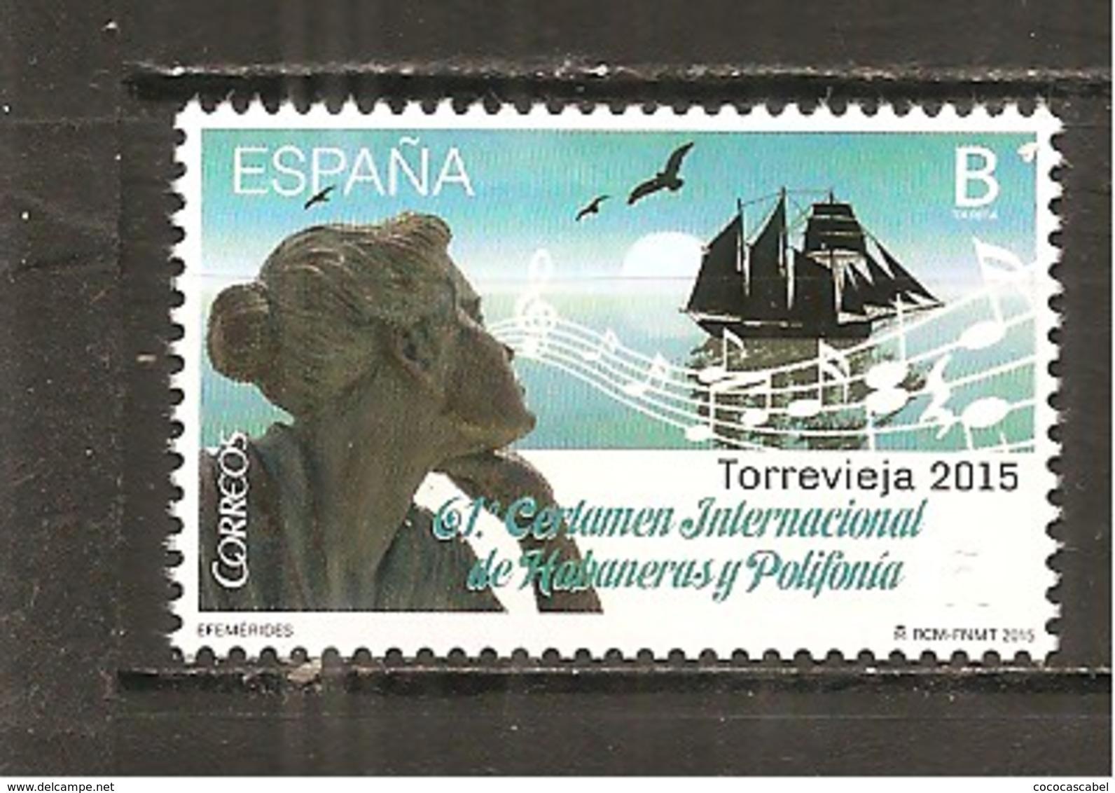 España/Spain-(MNH/**) - Edifil 4981 - Yvert 4696 - 1931-Hoy: 2ª República - ... Juan Carlos I