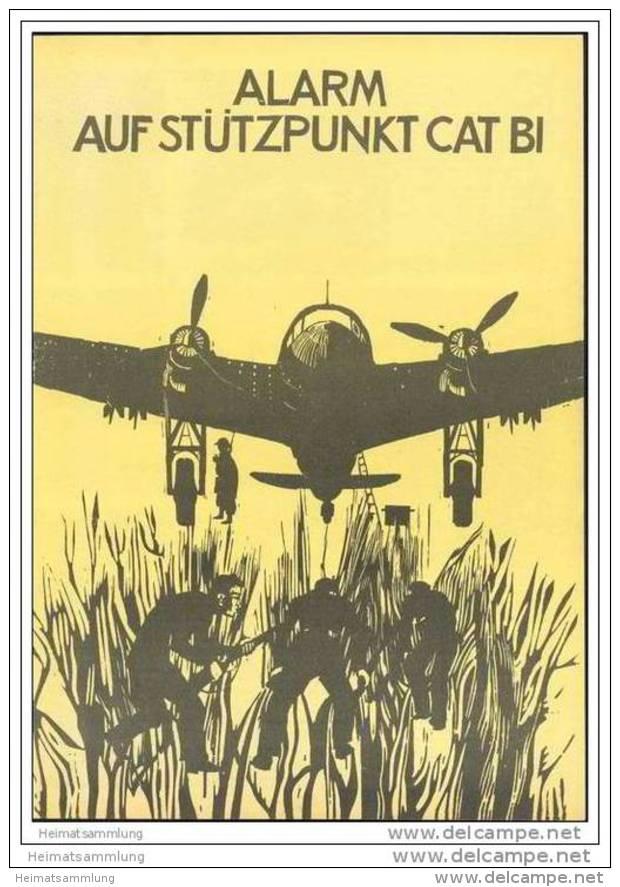 Film Für Sie Progress-Filmprogramm 82/67 - Alarm Auf Stützpunkt CatBI - Film & TV