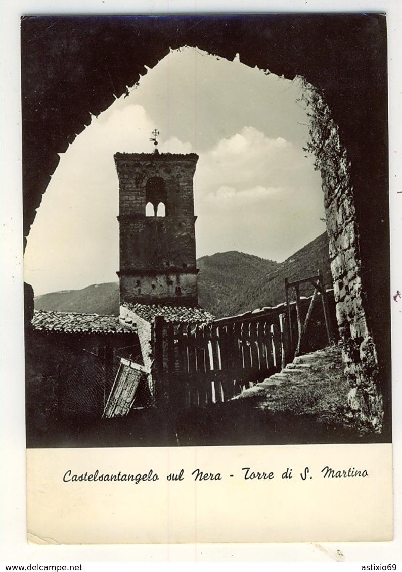 MACERATA CASTELSANTANGELO SUL NERA TORRE S.  MARTINO - Macerata