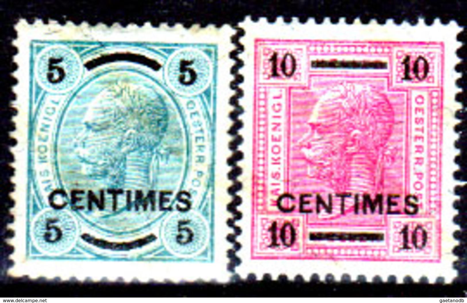 Creta-045 - Emissione 1903-04 (+) LH - Senza Difetti Occulti. - Creta