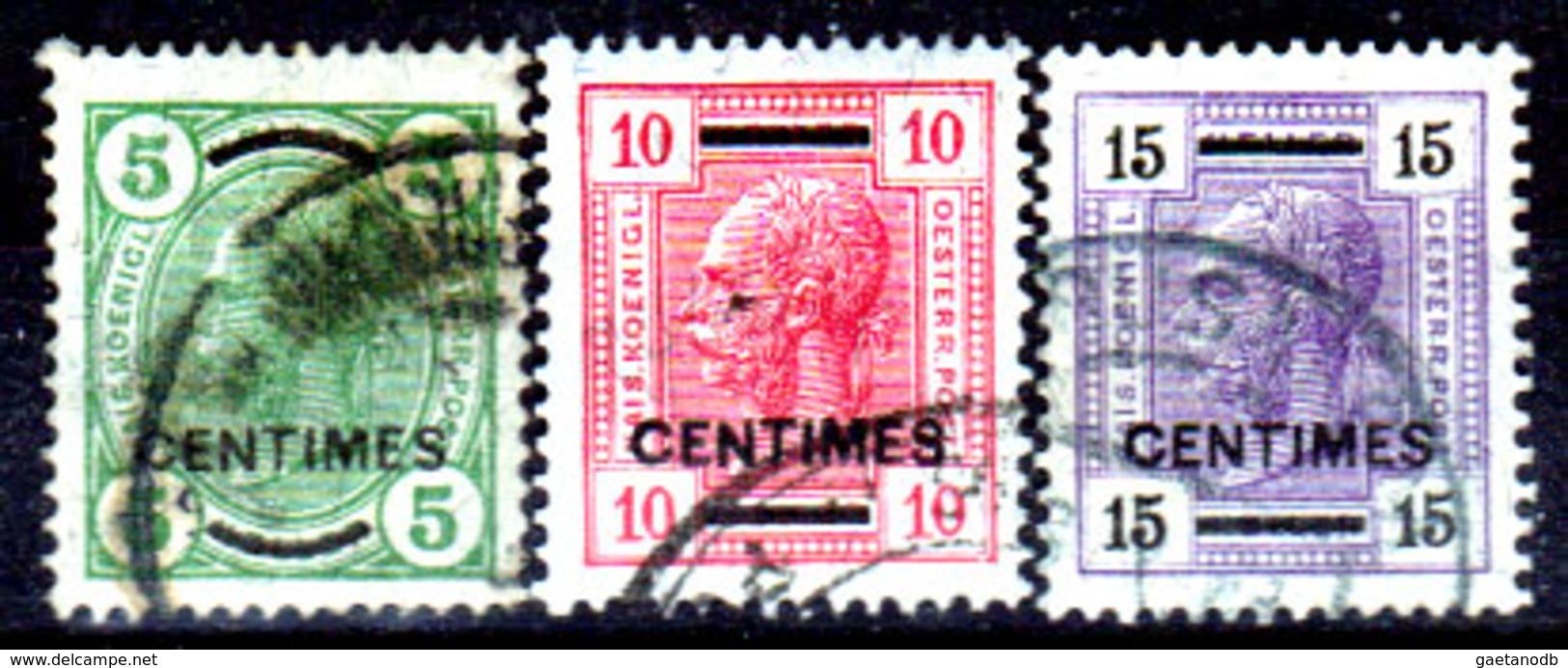 Creta-054 - Emissione 1906 (o) Used - Senza Difetti Occulti. - Creta