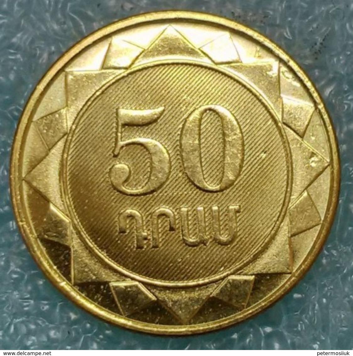 Armenia 50 Dram, 2003 -2686 - Armenia