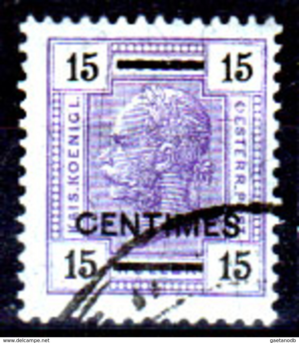 Creta-056 - Emissione 1906 (o) Used - Senza Difetti Occulti. - Creta