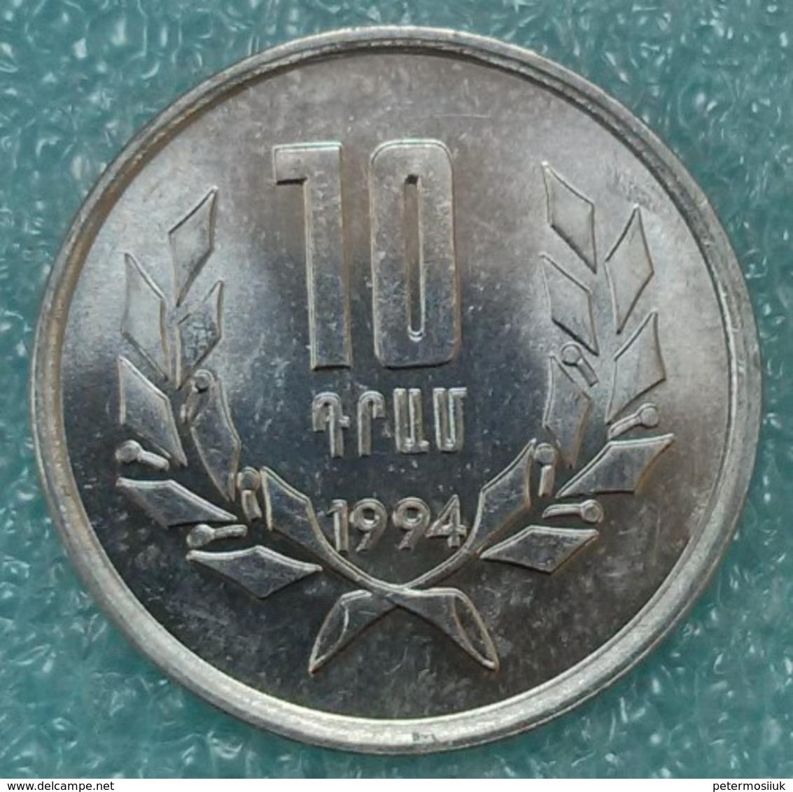Armenia 10 Dram, 1994 -1411 - Armenia