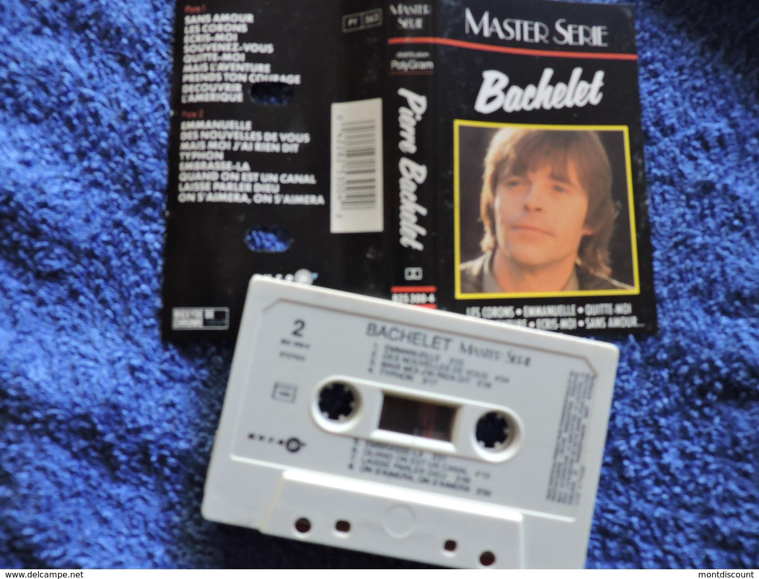 BACHELET VOIR DESCRIPTIF ET PHOTO... REGARDEZ LES AUTRES (PLUSIEURS) - Audio Tapes