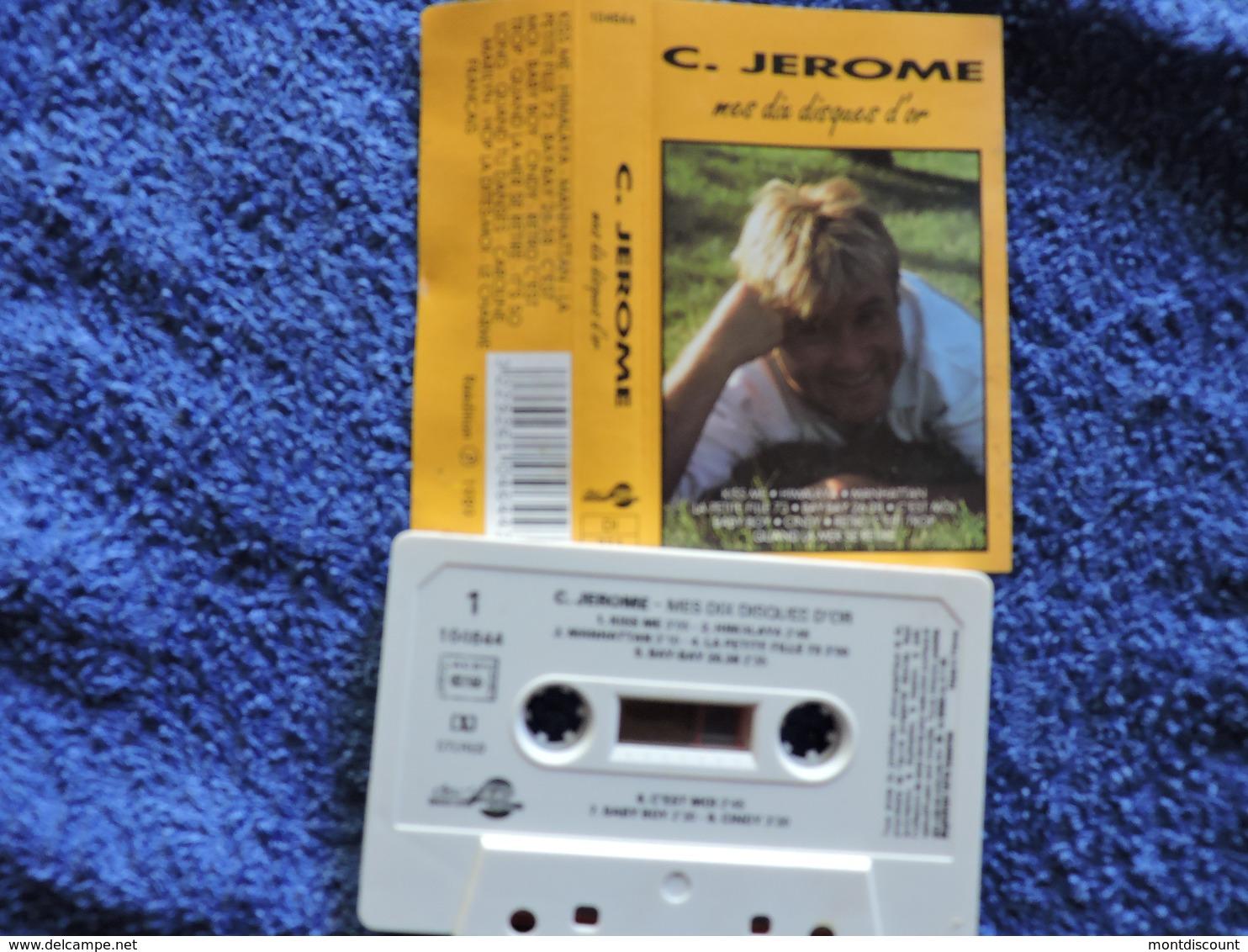 C.JEROME VOIR DESCRIPTIF ET PHOTO... REGARDEZ LES AUTRES (PLUSIEURS) - Audio Tapes