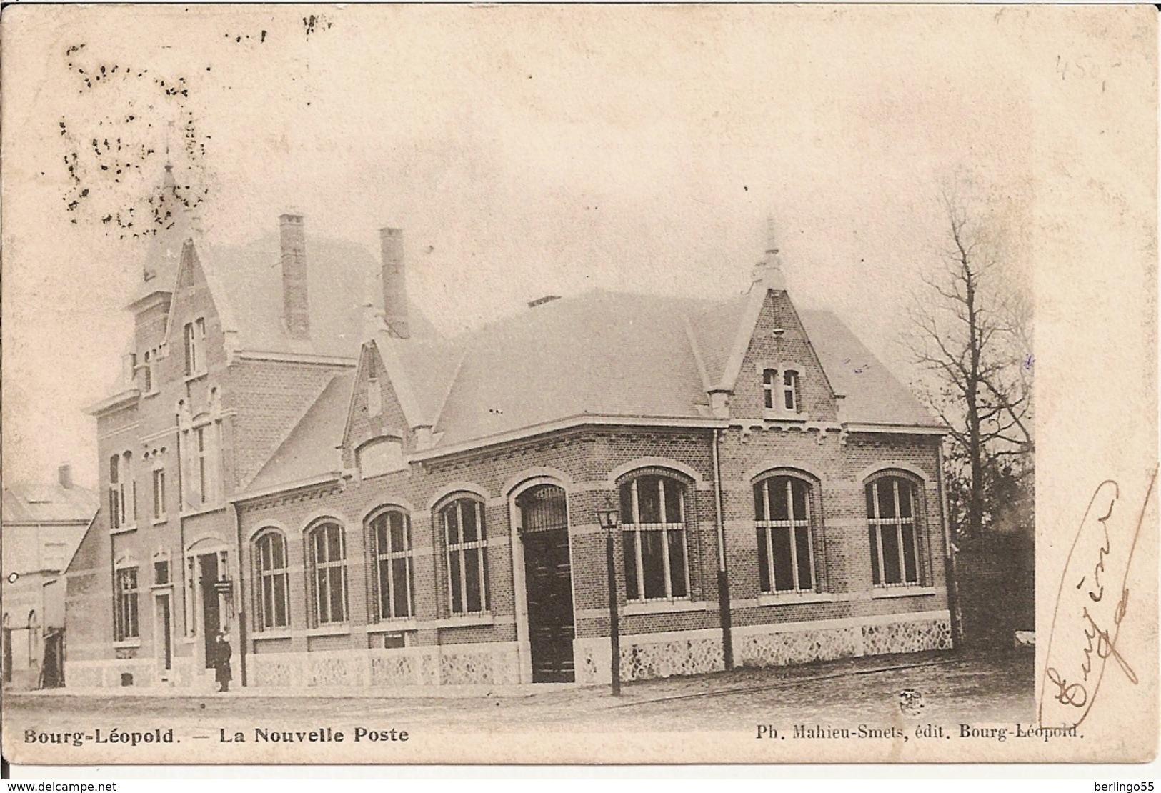 Bourg - Léopold - La Nouvelle Poste - Leopoldsburg