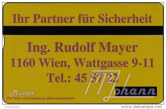 TWK Österreich Privat: 'Top Elektriker 2 - Mayer' (mit Absplitterung) Gebr. - Oesterreich