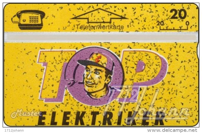 TWK Österreich Privat: 'Top Elektriker 2 - Rumplmayr' (mit Absplitterung) Gebr. - Oesterreich