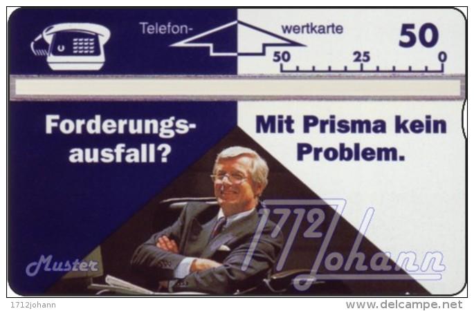 TWK Österreich Privat: 'Prisma 1 - 50E' Gebr. - Oesterreich