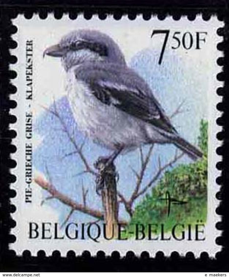 België 1998 - 2775**- POSTFRIS - NEUF SANS CHARNIERES - MNH - POSTFRISCH - 1985-.. Oiseaux (Buzin)