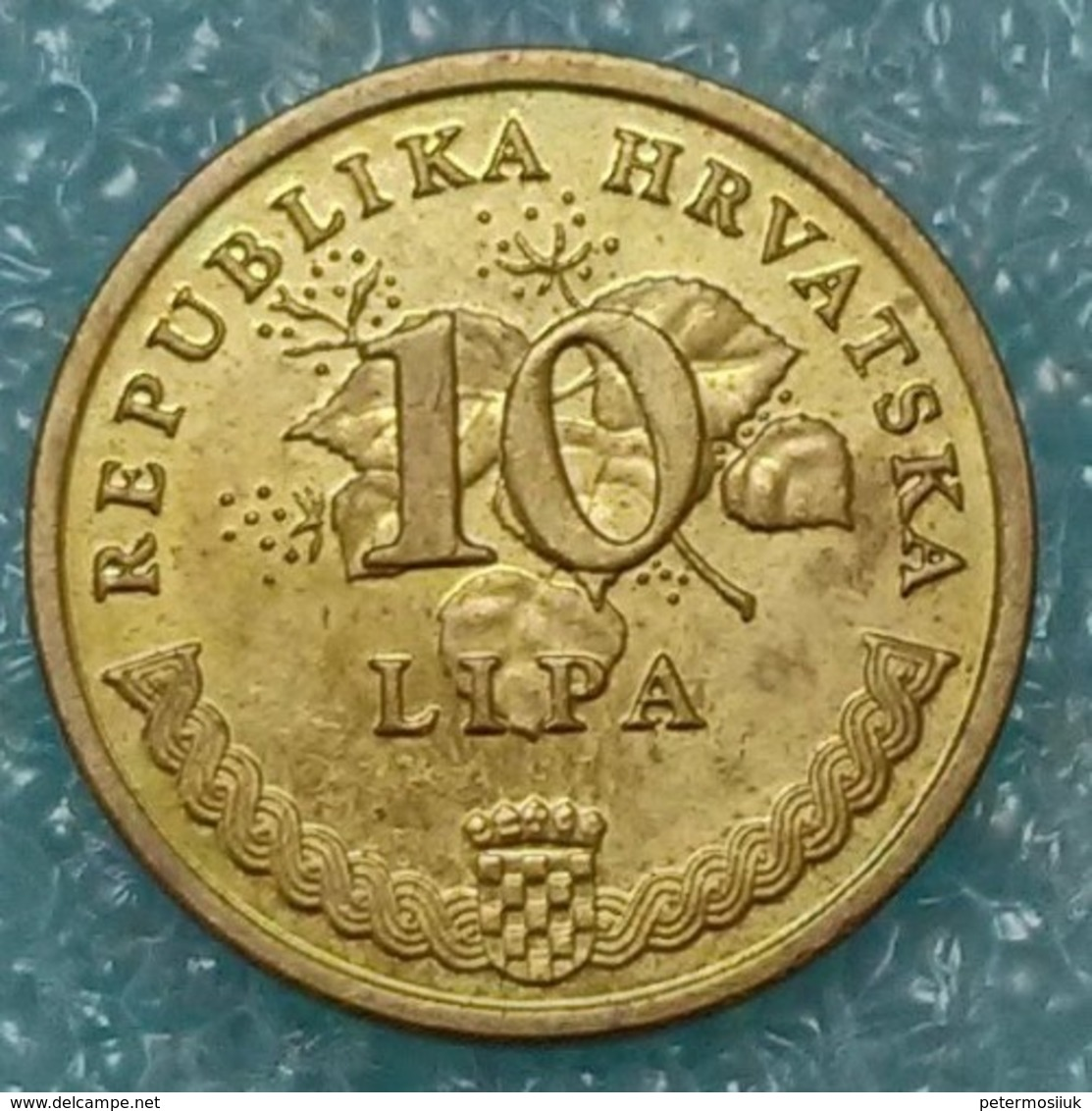 Croatia 10 Lipa, 2005 ↓price↓ - Croatia