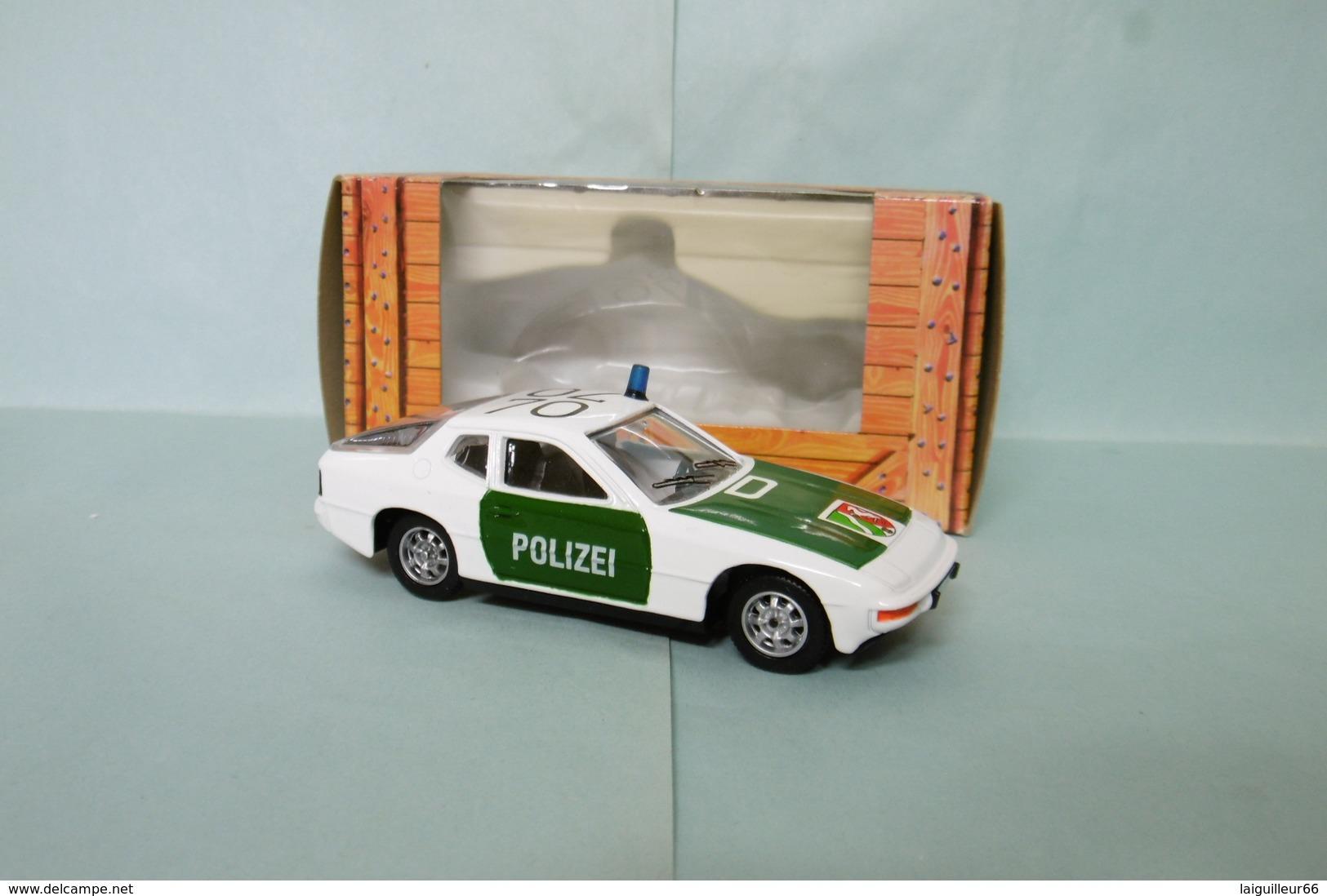 Norev - PORSCHE 924 1975 POLIZEI BO 1/43 - Norev
