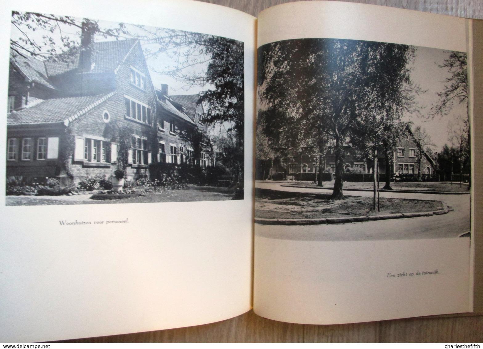 ZEER ZELDZAAM - HULDE UITGAVE ** KOLENMIJNEN ANDRE DUMONT ** WATERSCHEI 1907-1957 - MINE DE CHARBON - COAL MINE - Boeken, Tijdschriften, Stripverhalen