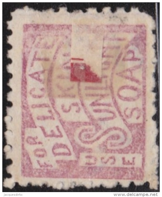 NZ    .     SG   .    188 ( 2 Scans )   .    Watermark  NZ And Small Star  Wide Apart      .    O   .    Cancelled - 1855-1907 Kronenkolonie