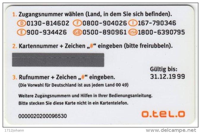 GERMANY Prepaid B-349 - Used - Deutschland