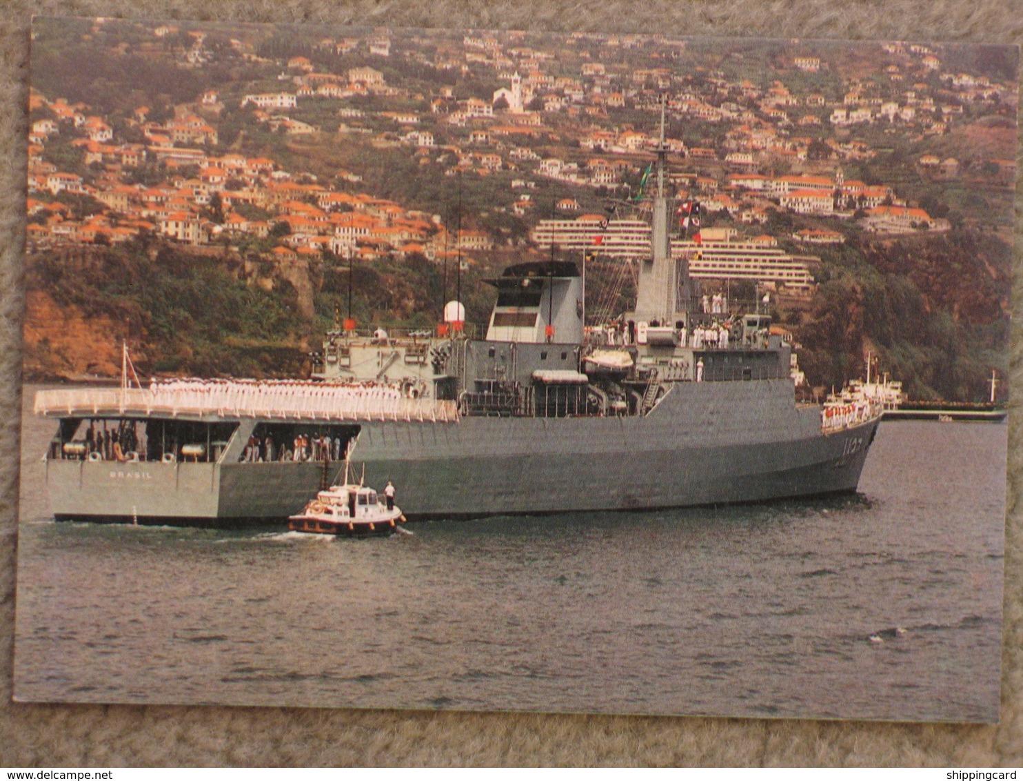 WARSHIP BRASIL U27 - Warships