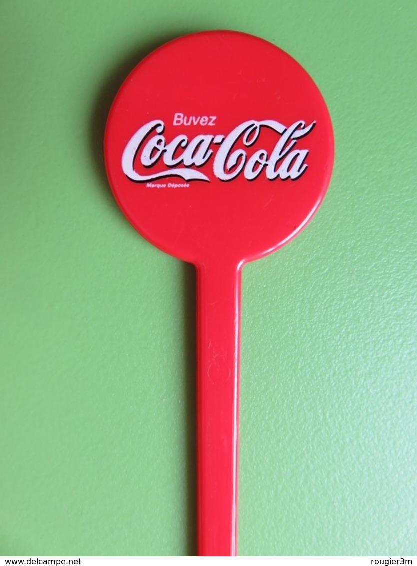 161 - Touilleur - Agitateur - Mélangeur à Boisson - Coca Cola - Swizzle Sticks