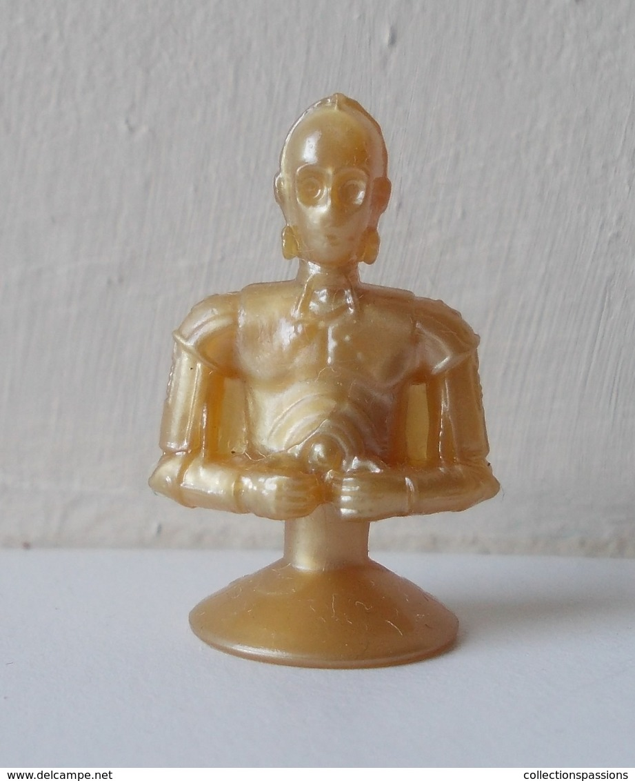 - STAR WARS - C-3PO - Micro Popz. Disney - - Power Of The Force