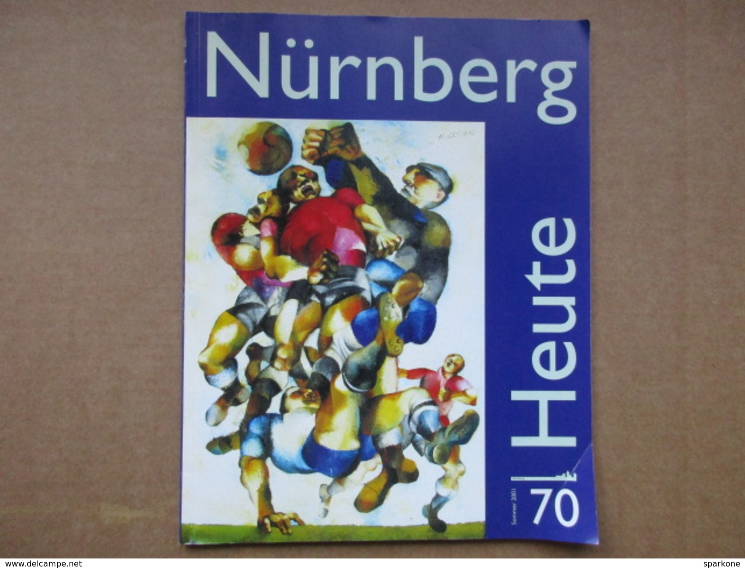 Nürnberg  / Sommer 2001 - Revues & Journaux