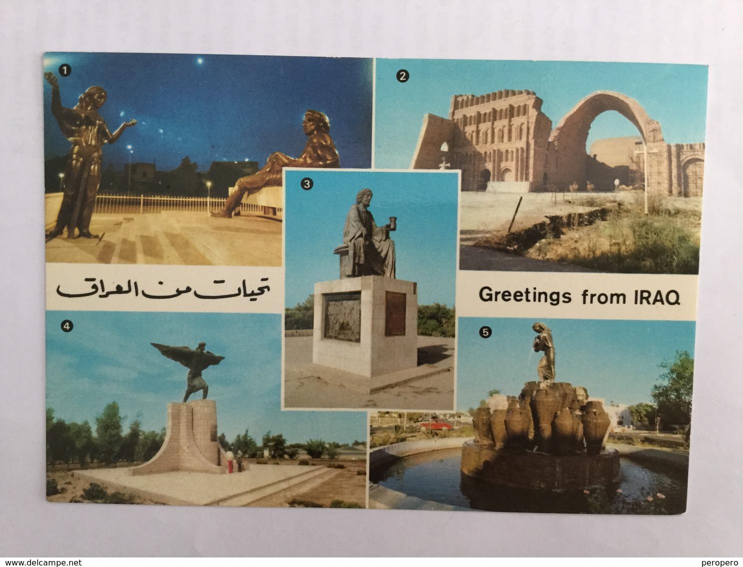 AK   IRAK  IRAQ - Iraq