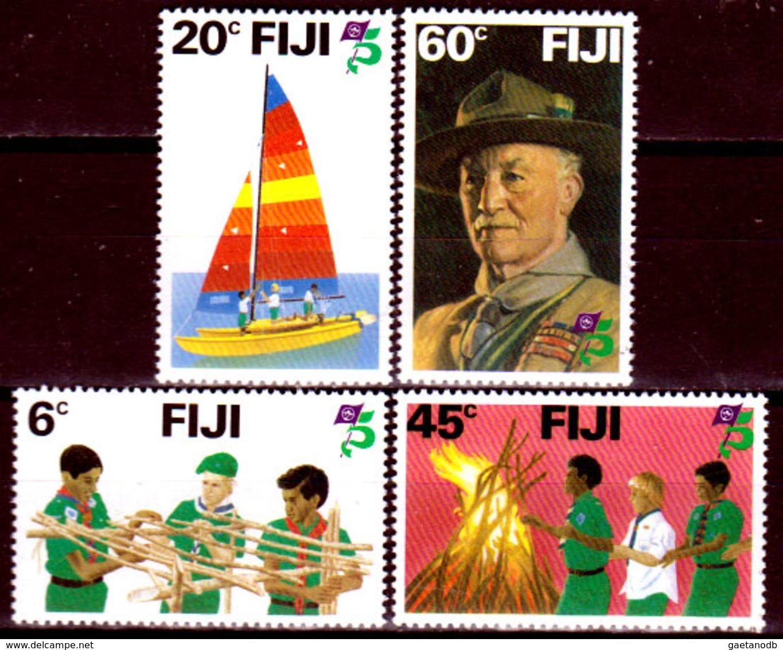 Figi-024 - Emissione 1982 (++) MNH - Senza Difetti Occulti. - Fiji (1970-...)