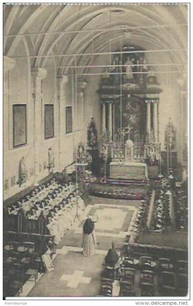Gent - De Haven Der H. Maria (Bijloke) Te Gent - De Huidige Kerk Der Bijloke - Nels - Gent