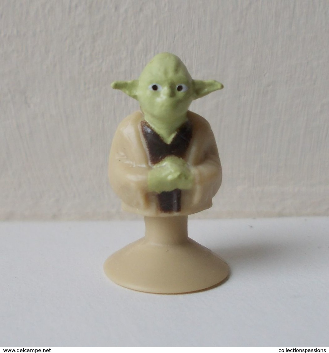- STAR WARS - Yoda - Micro Popz. Disney - - Power Of The Force