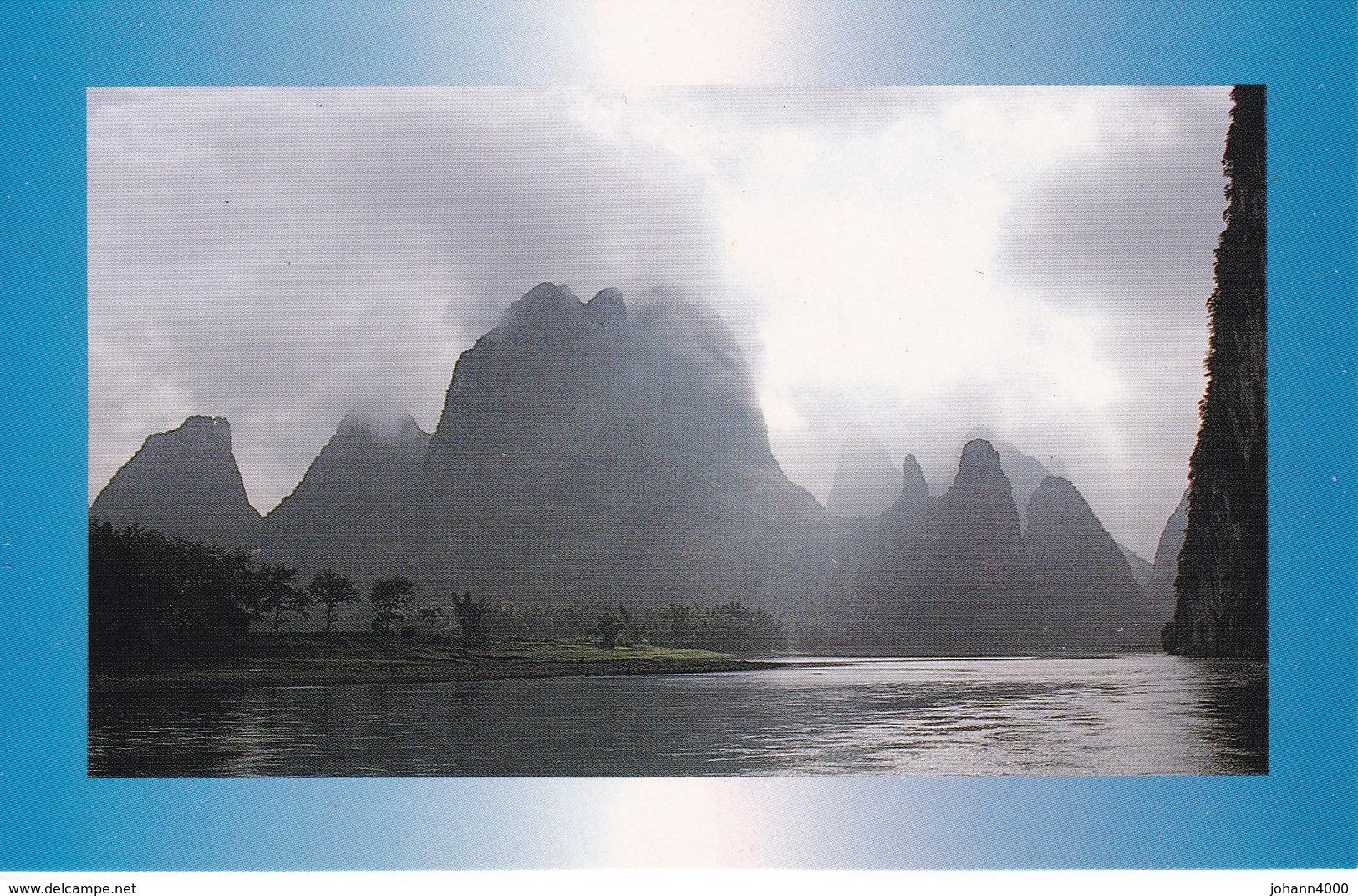 China  Gulin Strange Peaks Town - China