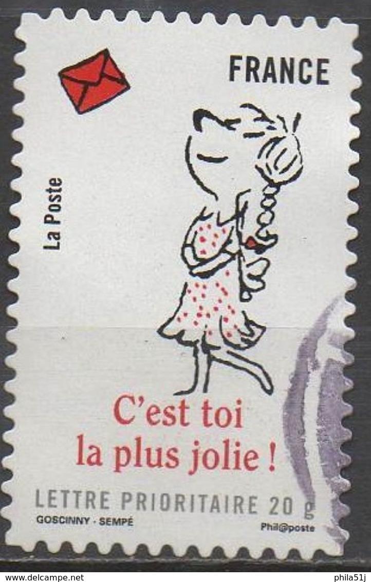 FRANCE  2009__N°367__OBL VOIR SCAN - Francia
