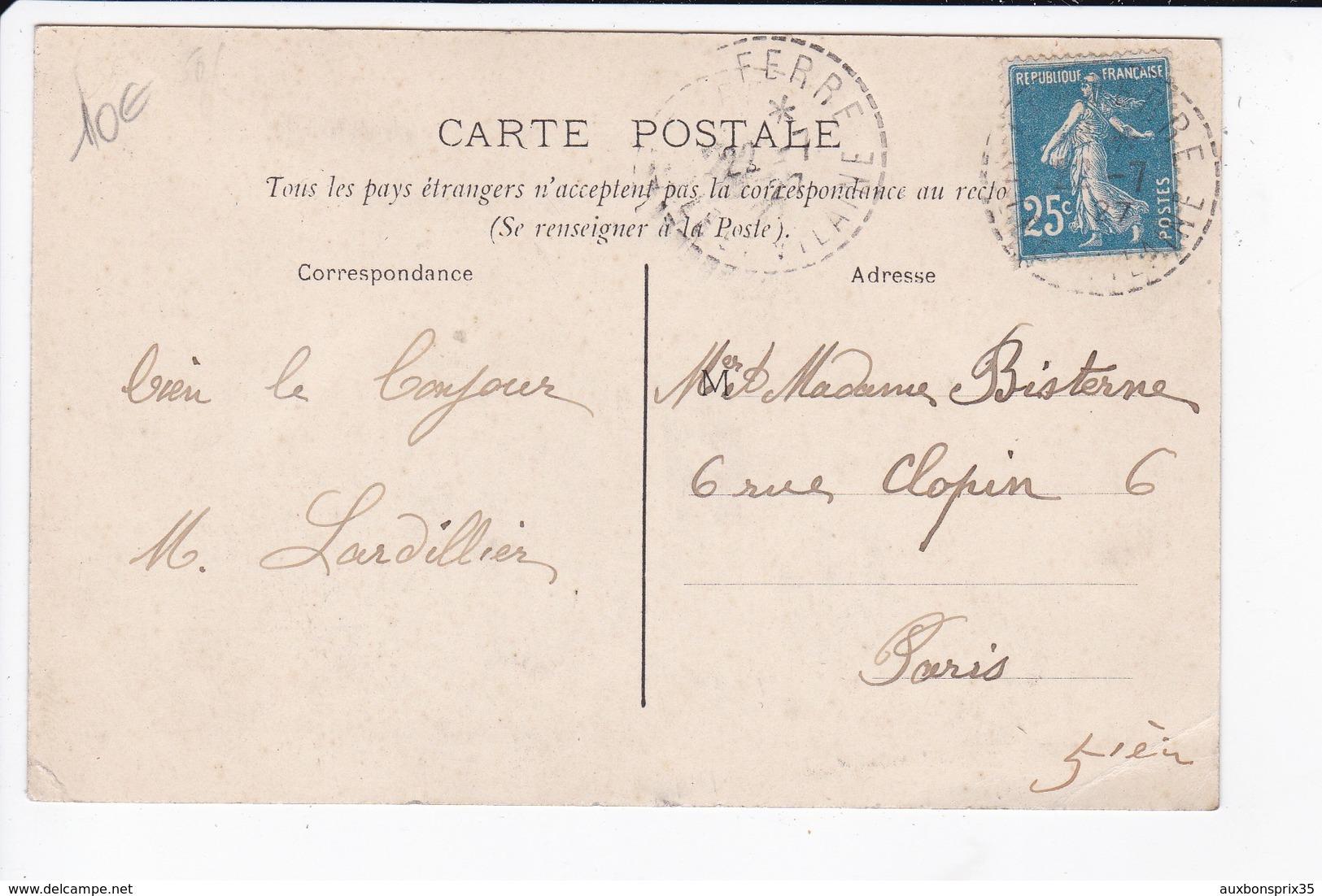 LE FERRE - PROPRIETE DE BREZEL - 35 - France