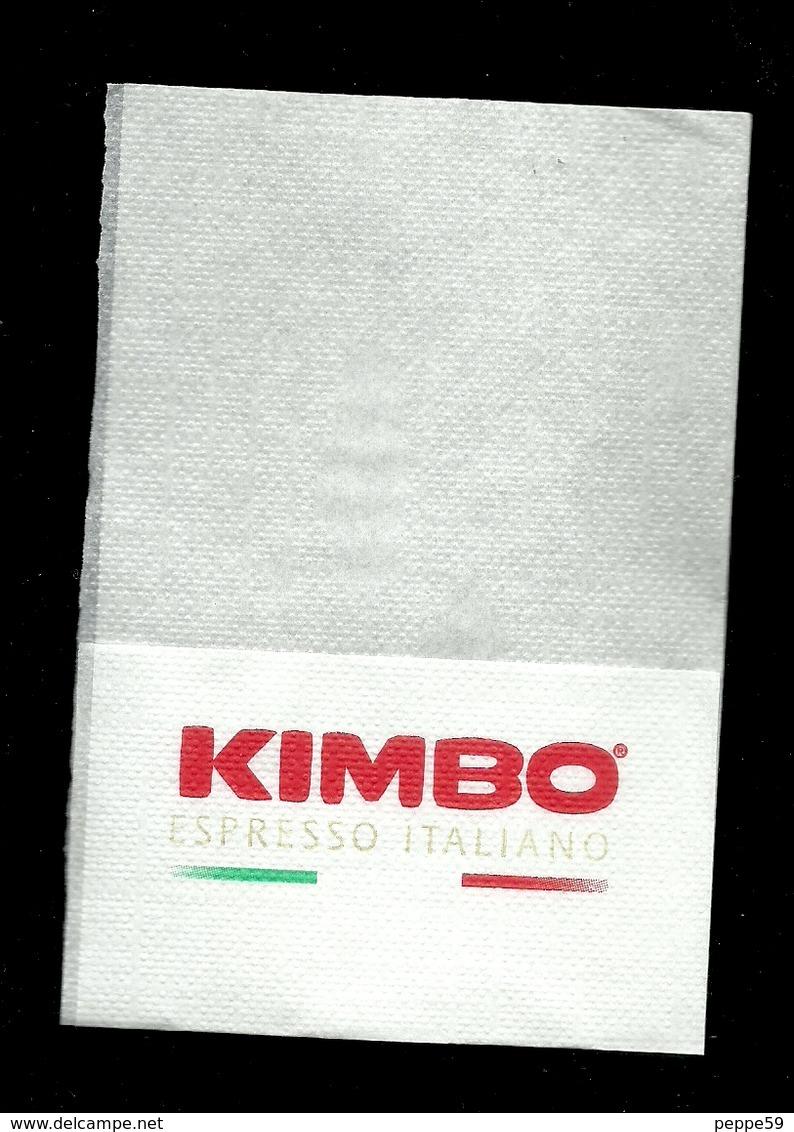 Tovagliolino Da Caffè - Caffè Kimbo  2 - Tovaglioli Bar-caffè-ristoranti