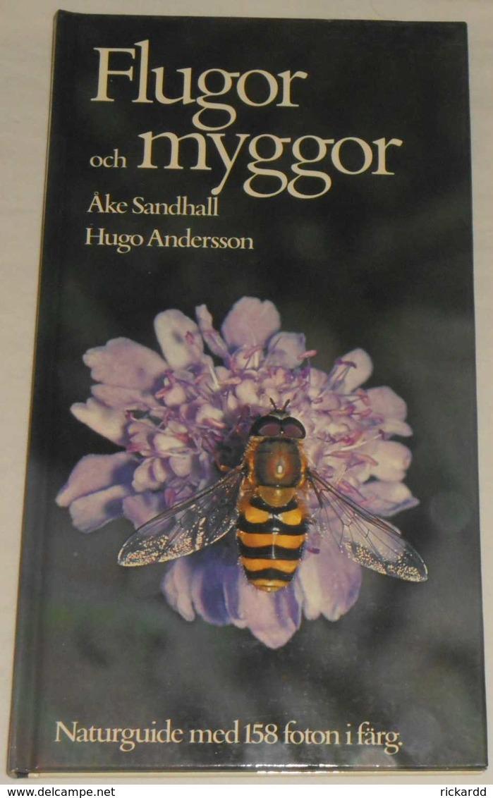 Flugor Och Myggor Av Åke Sandhall & Hugo Andersson - Books, Magazines, Comics
