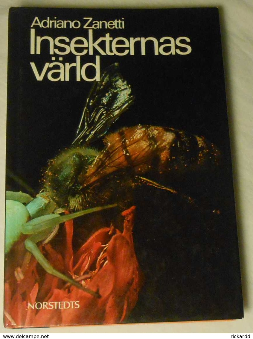 Insekternas Värld Av Adriano Zanetti - Scandinavian Languages