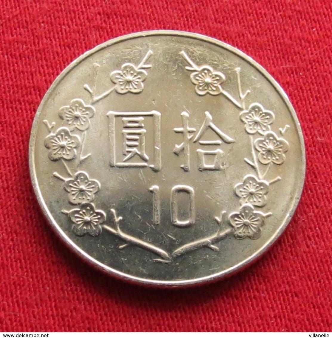 Taiwan 10 Yuan 2006 / 95 Y# 553  Lt 685  China Formosa Chine - Taiwan