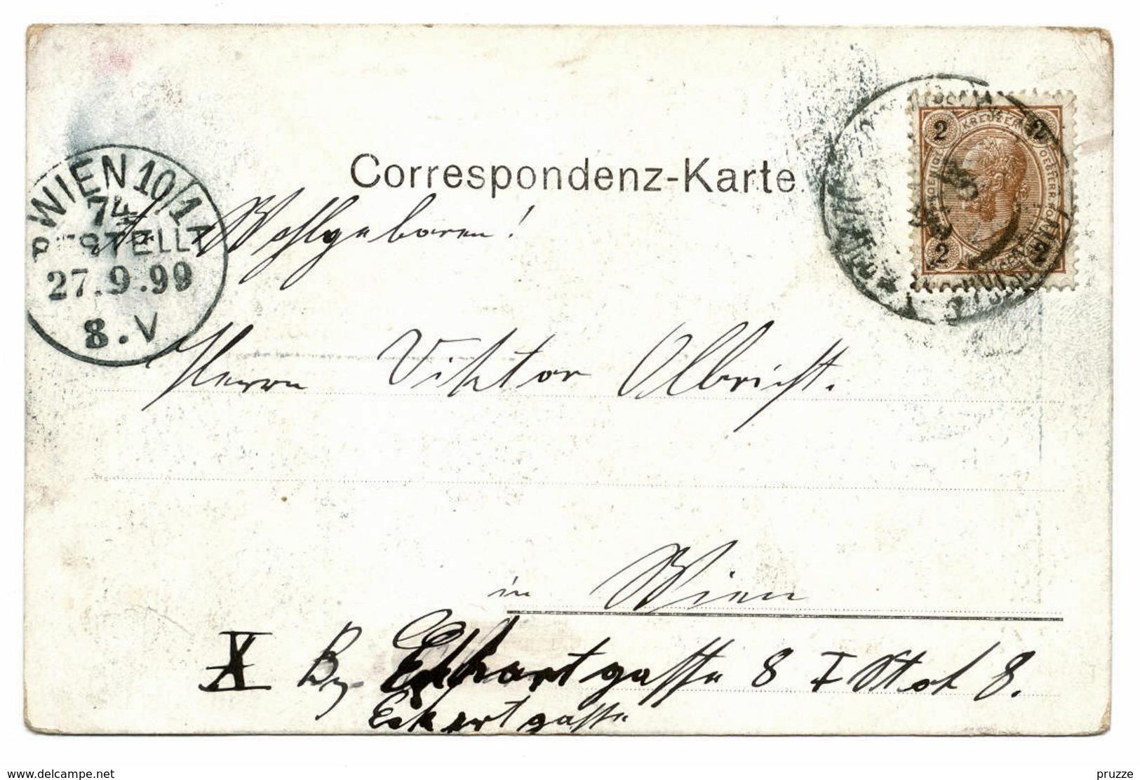 Witkowitz 1899 - Ostrava - Vítkovice - Tschechische Republik